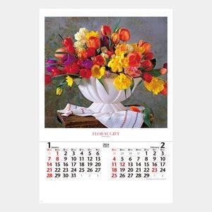 【フィルム】花の贈り物
